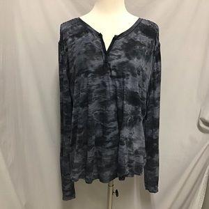 Calvin Klein Tie-Dye Shirt